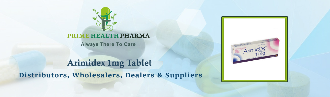 Arimidex 1mg Tablet